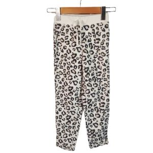 George Cream Leopard Lounge Pyjama Pants 6